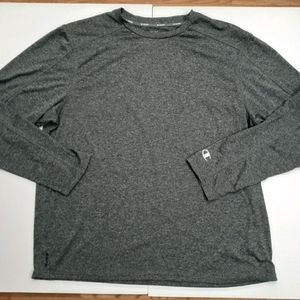 Champion Performance Vapor Long Sleeve Shirt